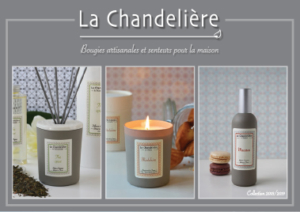 Catalogue La Chandeliere 2018-2019